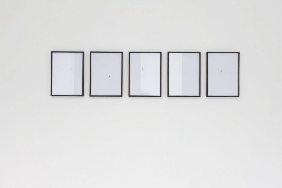 Pauline Izumi Colin, The Complete Stories, Wasserfarbe auf Papier, 29,7 x 21cm, ab 2010. Pauline Izumi Colin, The Complete Stories, watercolour on paper, 29,7 x 21cm, 2010-ongoing.