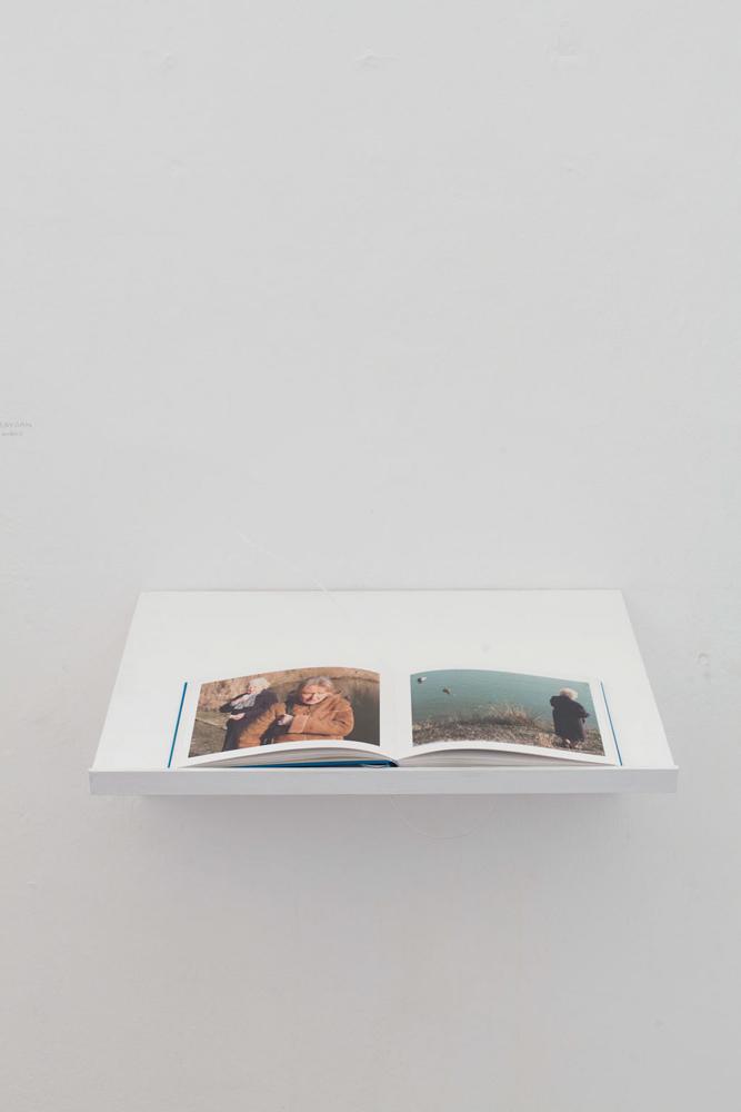 Jessica Zaydan, Ich seh das anders, Buch, 145 x 190 mm, 72 Seiten, 2014. Jessica Zaydan, book, 140 x 190 mm, 72 pages, 2014.