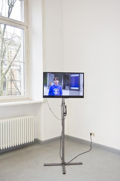Anja Zhukova, »Auf der Spur des Robinsons«, 2015, Video, 9 min