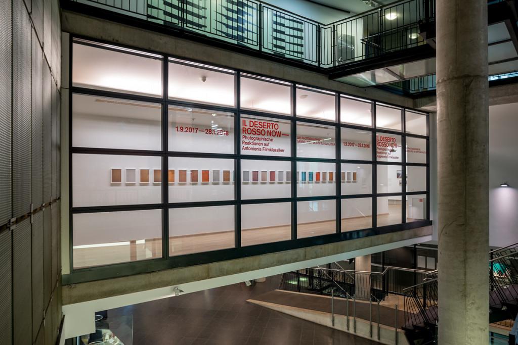 KLASSE BROHM Il deserto rosso now SK Stiftung Kultur Köln